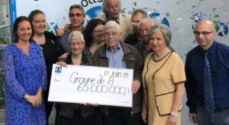 Lotto Max millionaires, not just once but twice!